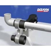 Трубы полипропиленовые Dizayn