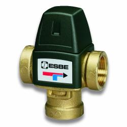 Термостатические вентили и клапаны