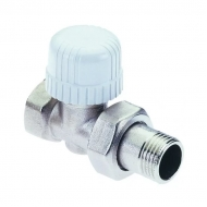 Клапан прямой термостат 1/2 STI (под термогаловку)