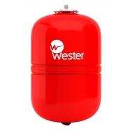 Бак мембранный д/отопления Wester  8