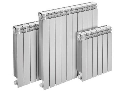 Радиаторы отопления в Омске. Алюминиевые и биметаллические радиаторы