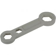 Ключ для пеходников радиатора  нейлон