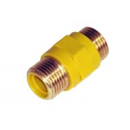 Изолятор 3/4х3/4 желт.(Millenium)