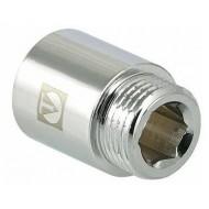 Удлиннитель VT 3/4 - 15 мм хром.