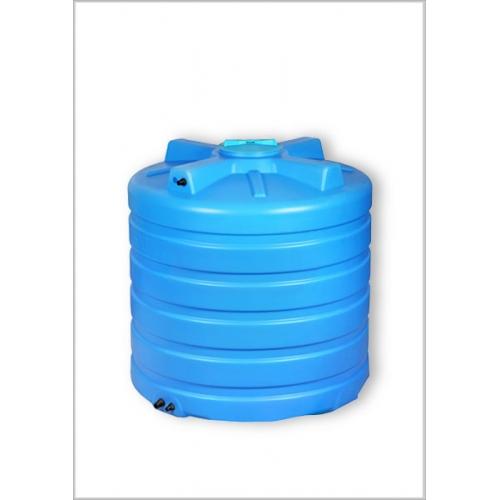 Бак д/воды ATV-1500 (синий)с поплавком  0-16-2438