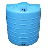 Бак д/воды ATV-2000 (синий)с поплавком  0-16-2440