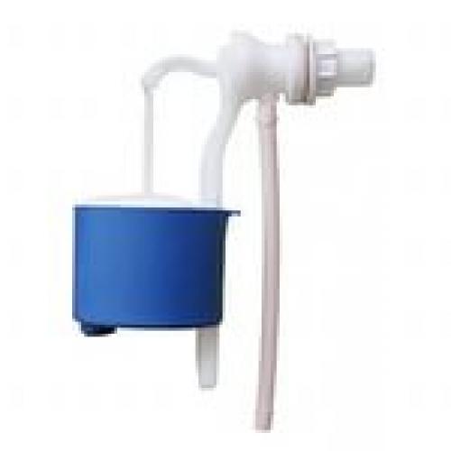 Клапан выпускной пластиковой д/бокового подключения КН54