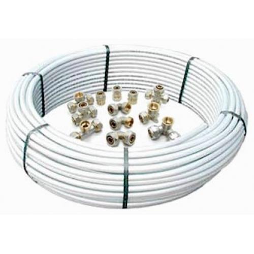 Металопластиковые трубы и фитинги