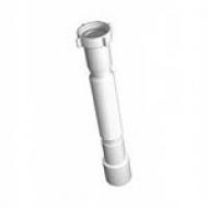 Гибкая труба 1 1/2*50 удлиненная (К115)