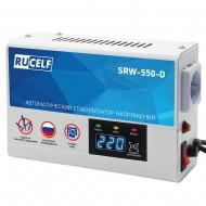 Стабилизатор напряжения релейный RUCELF SRW-550-D