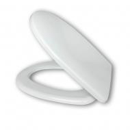 Сиденье для унитаза IDIS  Евро белый 01107
